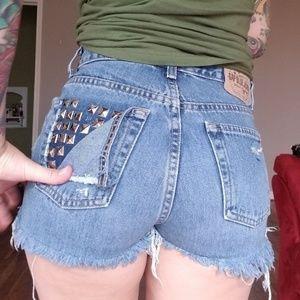 Gap jean shorts. Size 26